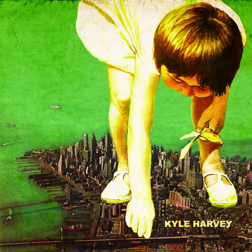 Kyle Harvey - Kyle Harvey - Album Cover