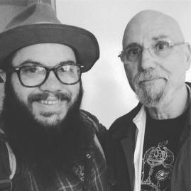 George Scrivani and Kyle Harvey