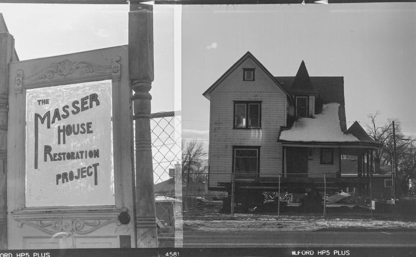 Masser House